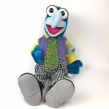 GONZO DOLL Jim Henson Muppets Large 30 inch Stuffed Brand Nanco