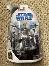 Hasbro Star Wars Black Series Clone Wars Arc Trooper Echo Target Exclusive