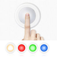 White RGB LED Light Ceiling Recessed Panel Embedded Downlight Spot Lamp Decor