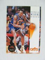 Gerald Wilkins Cleveland Cavaliers 1993 Skybox Basketball Card 53