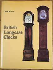 British Longcase Clocks, 370 pages, Superbe ouvrage, Nombreuses illustrations