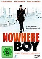 NOWHERE BOY DVD MIT AARON JOHNSON UVM. NEU