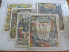 2000 AD Comic - 5 PROG JOB LOT - Progs 465 - 469 Inclusive - 1986 UK Paper Comic