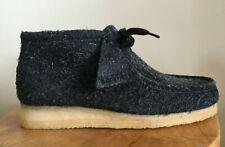 Clarks Originals Womens Wallabee Boots Black Interest Size 6 BNIB