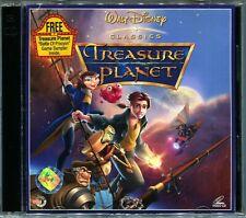 2002 Treasure Planet - Original Video CD VCD Set Walt Disney Classics Rare OOP