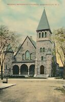 SOMERVILLE NJ – Second Reformed Church