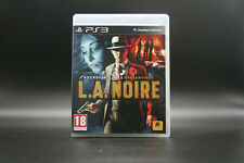 L.A. noire the complete edition _ Sony ps3 OVP/Bluray/instrucciones impecable Top