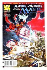 Magic the Gathering MTG Ice Age #2 & Chub Toad Card Armada Comics Comic F-/F