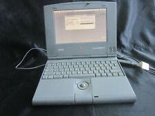 Apple Macintosh Powerbook Duo 230 Vintage Laptop 1992 Model M7780