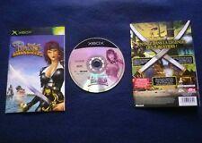 JEU Microsoft XBOX : PIRATES KAT LA ROUGE (Electronic Arts COMPLET envoi suivi)