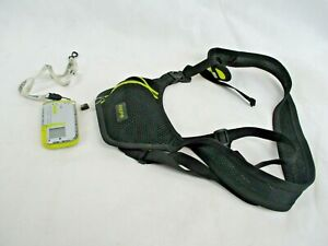 Pieps Freeride Avalanche Beacon Transceiver with shoulder harness.