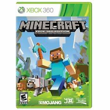 Minecraft Xbox Xbox 360 Video Games Play Fun Toy Gift For Kids NEW Free Shipping
