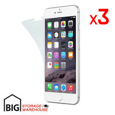 3 x New Clear Plastic Screen Protector Film Layer for Apple iPhone 8+ Plus