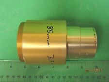 85mm ISCO Optic 35mm Projector Lens suitable as Prime or Backup Nice!