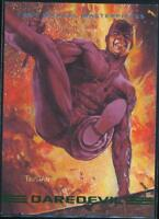 1993 Marvel Masterpieces Trading Card #22 Daredevil