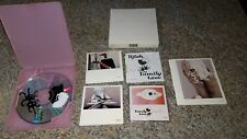 Bjork Family Tree 6 CD Disc Box Set 2002 Booklet Deluxe Packaging