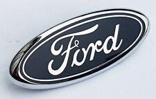 Original Ford Transit Emblem Plakette Logo Hinten 1779943 Neu