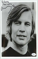 MICHAEL YORK ENGLISH ACTOR SIGNED 8X10 AUTOGRAPHED JSA AUTHENTICATED COA #P41756