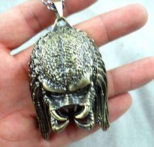 Delicate  Alloy Mask Necklace Alien Vs Predator