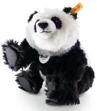 NEUF STEIFF Siro Panda Masterpiece Teddy Bear + STEIFF Boîte Cadeau Idéal 035753