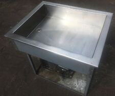 Randell 9728Sca Commercial Restaurant Stainless Steel Drop-In Cold Pan