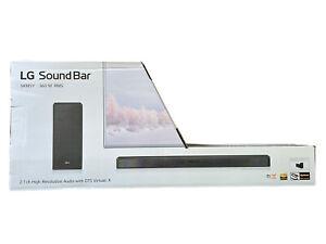 LG 2.1 Channel 360W High Res Audio Sound Bar w/ DTS Virtual:X Sound - SKM5Y