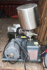 SpeediVac ED50 high vacuum pump, nice