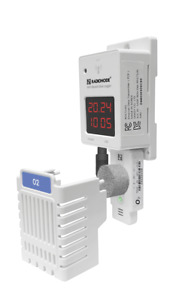 Oxygen Detector Monitoring Data Logger (Web Cloud Service) Free Shipping