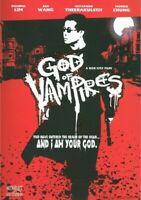 God of Vampires (DVD, 2010) New