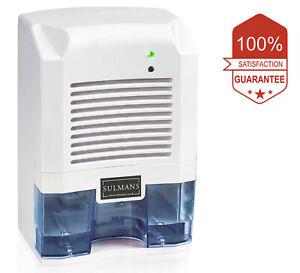 Home Dehumidifier & Air Purifier Portable Auto-Off Function, Tank Cap is 500ML