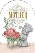 ME TO YOU FOR A WONDEFUL MOTHER MOTHER'S DAY CARD TATTY TEDDY BEAR NEW GIFT