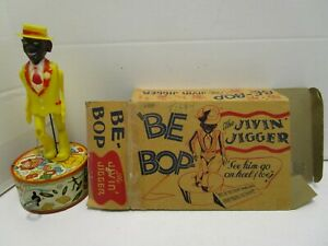 VINTAGE 1926 MARX BE-BOP THE JIVIN JIGGER WIND UP ***W/BOX***