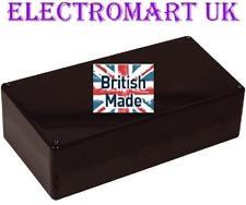 ABS BLACK PLASTIC ELECTRONICS PROJECT BOX ENCLOSURE 216 X 130 X 85MM