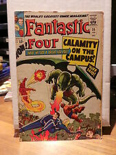 Fantastic Four Vol.1 # 35 - February 1965 - Comic VO US - Marvel Comics