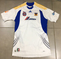 VTG Men's Adidas Monterrey Tigres UANL Mexico Sz M Training Soccer Jersey Medium