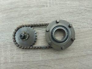 Triumph Daytona 600 650 Oil Pump Drive Gear Chain Assembly