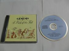 Genesis - A Trick Of The Tail (CD) Blue Face / No Barcode