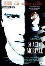 SCACCO MORTALE  DVD THRILLER