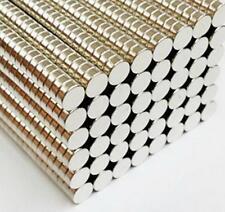 100pcs N50 Super Strong Disc Cylinder 5mm x 2mm Rare Earth Neodymium Magnets N