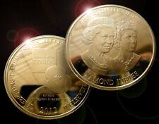 New listing Queen Elizabeth Ii 2016 Diamond Jubilee Limited Ed. 24K Gold Proof Like Coin