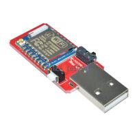 USB to ESP8266 ESP-07 ESP07 Serial WiFi Transceiver Module Built-in Antenna New