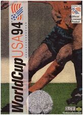 Album de futbol World Cup USA 94; Upper Deck,