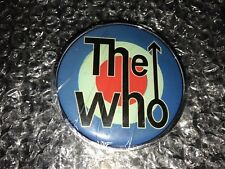 The Who Belt Buckle
