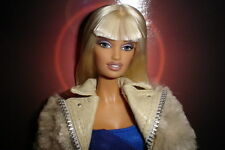 Versus Barbie Doll by Versace Gold Label with Certificate of Authenticity NEW