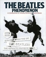 The Beatles Phenomenon 496 Pages Illustrated Paperback Book 9781780388045