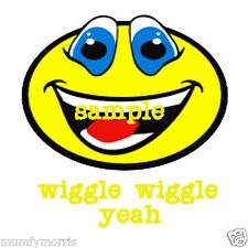LMFAO barajando Smiley Wiggle Wiggle Party Rock Hierro Camiseta Transferir