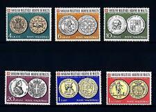 SMOM - 1970 - Antiche monete dell'Ordine