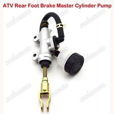 Rear Foot Brake Master Cylinder Pump 50cc 70 90 110 125 150 200 250 cc ATV Quad