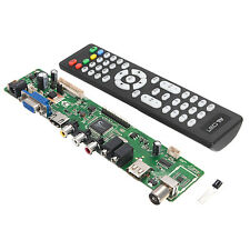 V56 Universal LCD TV Controller Driver Board PC/VGA/HDMI/USB Interface