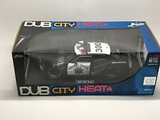 DUB CITY HEAT 2006 CHRYSLER 300C 1:18 DIECAST  Jada Toys 2005 #49 Ltd Police Car
